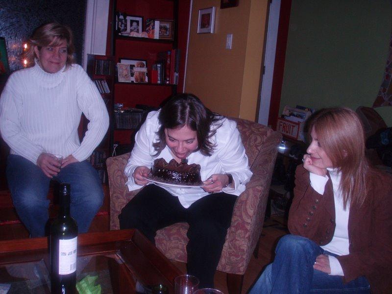 Rochelle's Birthday :-)