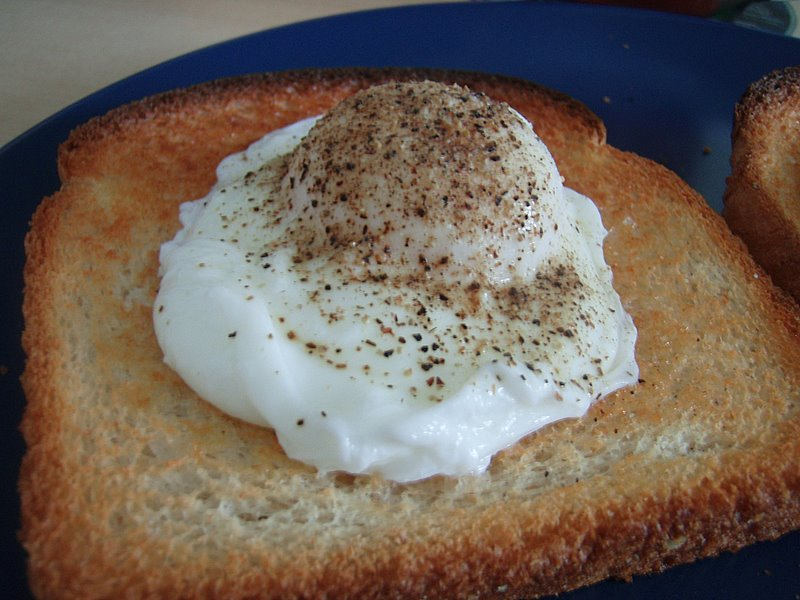 One Perfectly Poached Egg